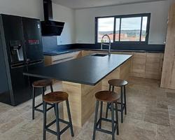 Pierres & Co - Plan de travail cuisine Narbonne